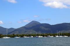 An inlet in Cairns, Australia