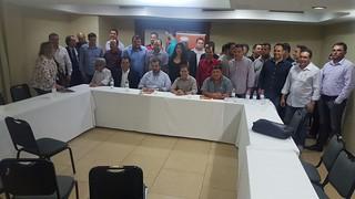 Reunião do Solidariedade no Rio Grande do Sul