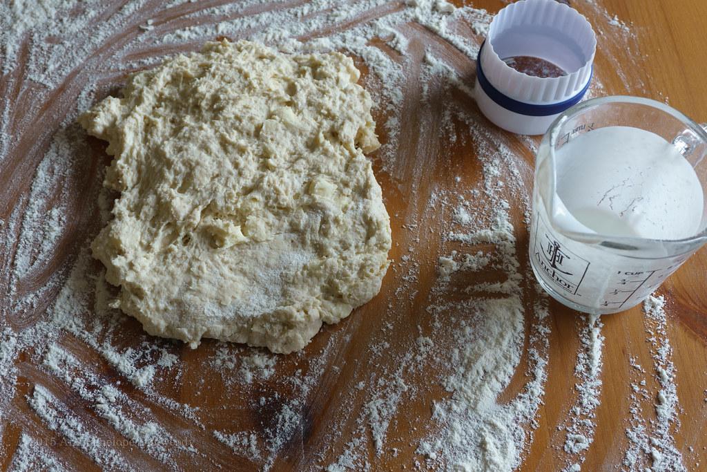 Buttermilk Biscuits #1