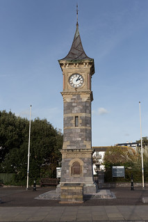 Exmouth Clock Tower 的形象. clocktower angleterre exmouth royaumeuni