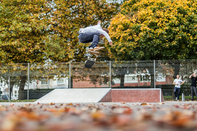 Jak Tonge - Switch Heelflip -Milton - Portsmouth