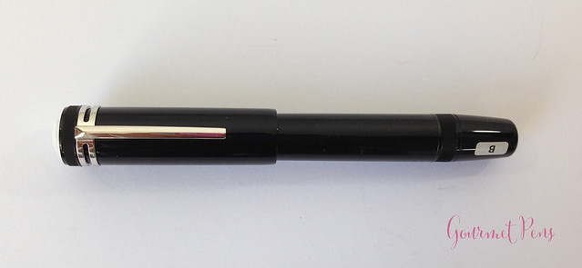 Review Montblanc Heritage Collection 1912 Fountain Pen @couronneducomte (4)