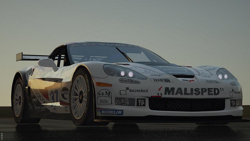 FIA GT3 mod for rFactor 2