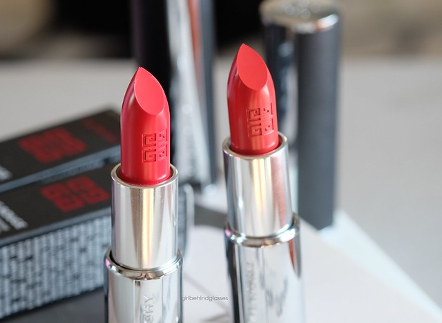 Givenchy Le Rouge Vinyl Collection 2015