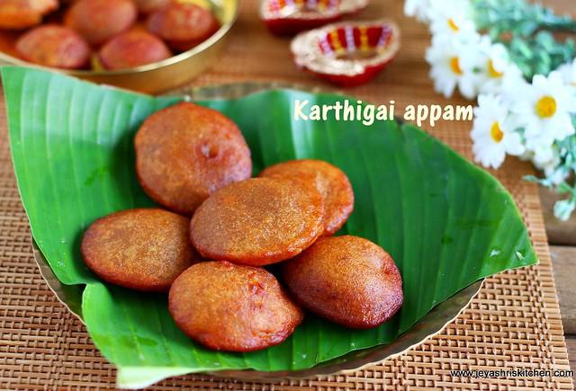 Karthigai-appam recipe