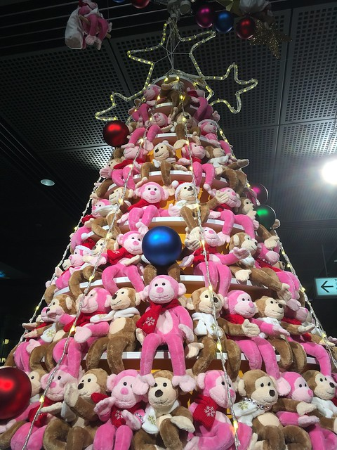 Tokyo International Forum Monkey Tree 01