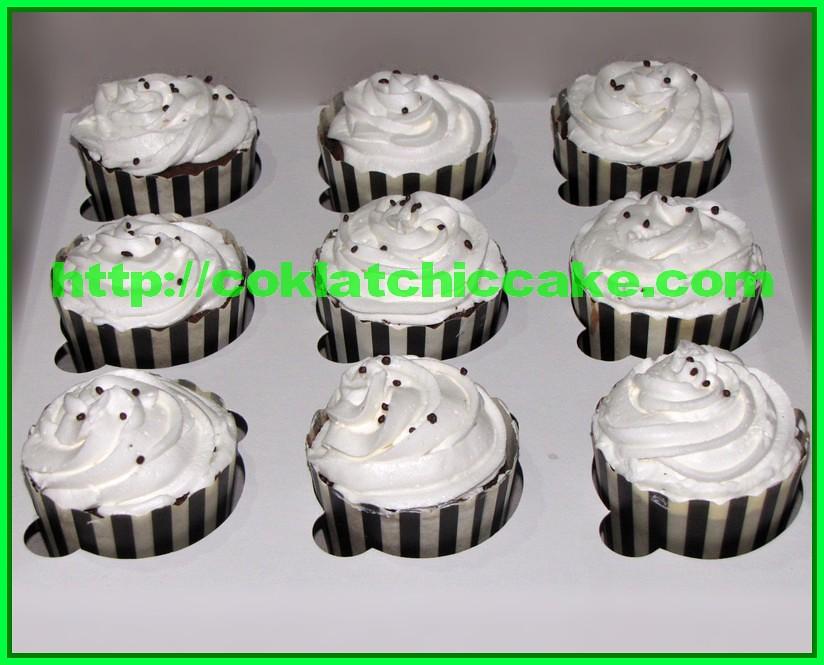 Cupcake Butter Cream / cupcake swirl