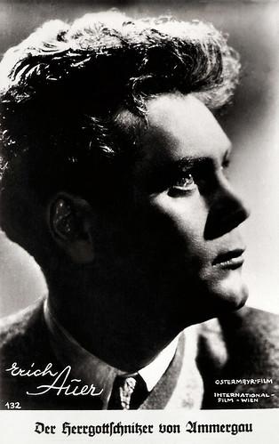 Erich Auer in Der Herrgottschnitzer von Ammergau (1952)