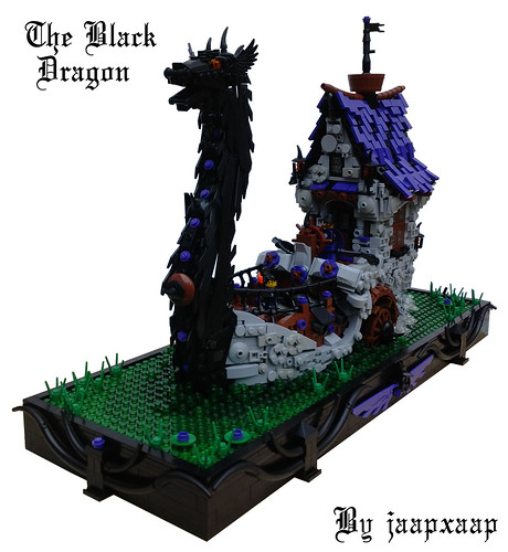 CCC XIII - Medieval Ships - The Black Dragon