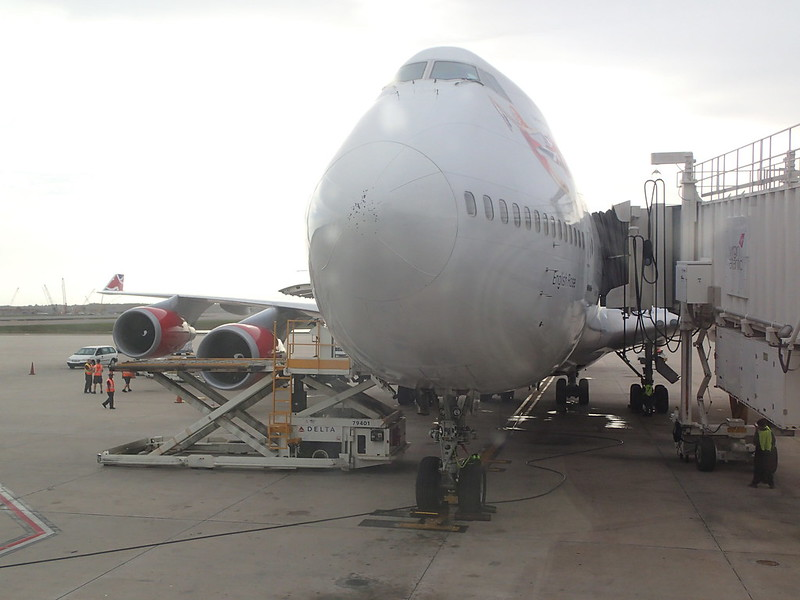 Mission: 747: Virgin Atlantic 747-400 MAN-MCO J - Airliners net