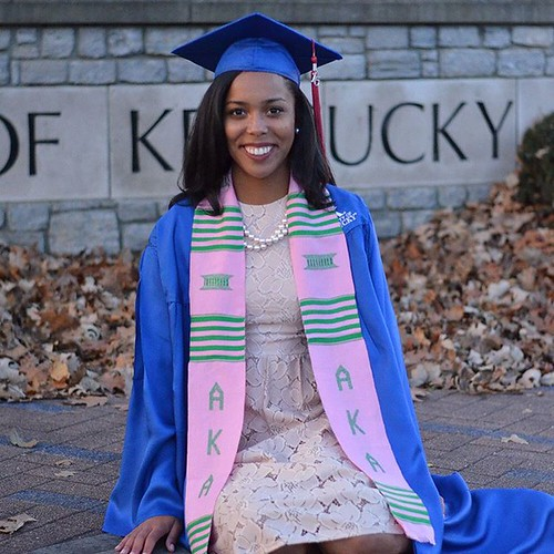 Congrats to our Wildcat of the Week, Kristyn Cherry! The 2015 integrated strategic communication grad from Stockbridge, Georgia, was selected as this year's December Commencement speaker. At UK, Kristyn served as a Wildcat Ambassador, director of multicul