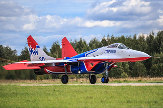 "MiG-29 ""Swifts"" (""Strizhi"")"