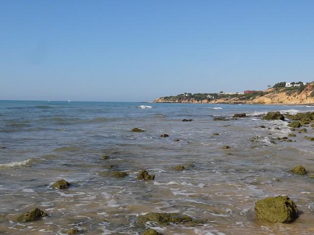 The beach near our, Sony DSC-HX20V