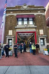 Chicago Fire Station 78 Waveland & Seminary