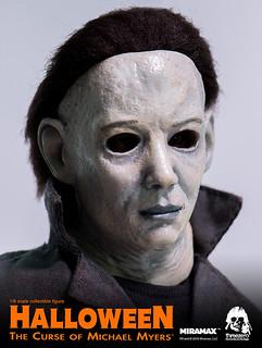 threeZero - 《月光光心慌慌》1/6 比例 麥克·邁爾斯 Halloween Michael Myers