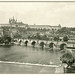 5228 R Prag Praha Karl?v most a Hrad?any  Prag Charles Bridge and Hrad?any Castle ????? ?????? ???? ? ???????? ???????? 27. V. 1948. a