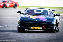 Ferrari F355 Ferrari Formula Classic Race Passione Ferrari Silverstone 2016 Sportscar Racing News