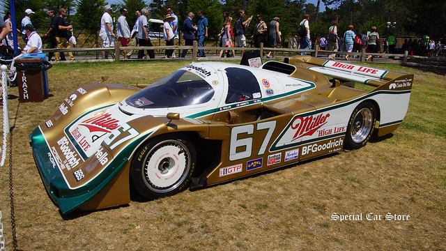 The MILLER Porsche 962 1989 Daytona 24 hr winner