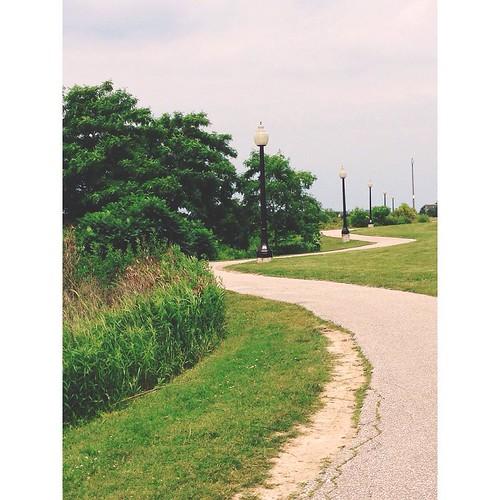 August 22 - Path