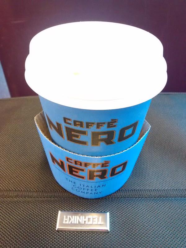 o2 o2priority caffenero free coffee