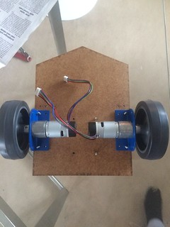 Attaching Motors