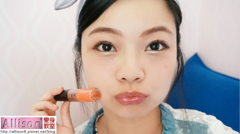 韓國Crystal Dia 香頌甜心美唇雙用筆