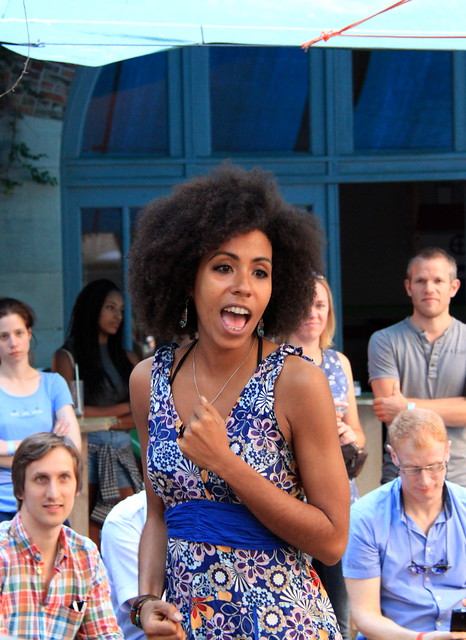 gastoptreden Leki @ Colorafestival Leuven (22/08/2015)