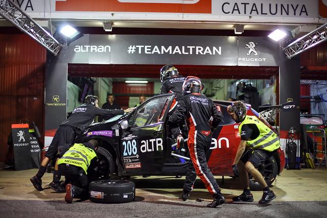Team Altran #208 - Guillaume Roman & Kim Holmgaard