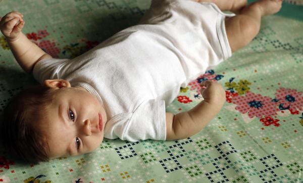 Eleni, 6 months