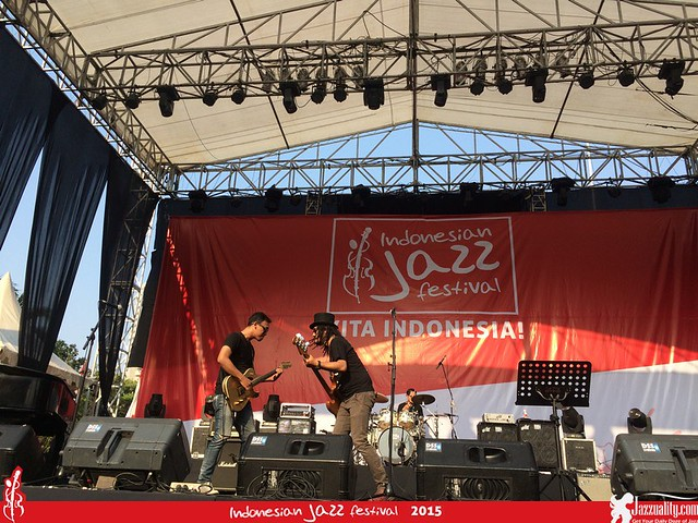 Indonesian Jazz Festival 2015 - Albattar (2)
