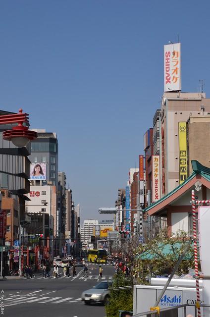 DSC_4329 Straße in Asakusa, Tōkyō
