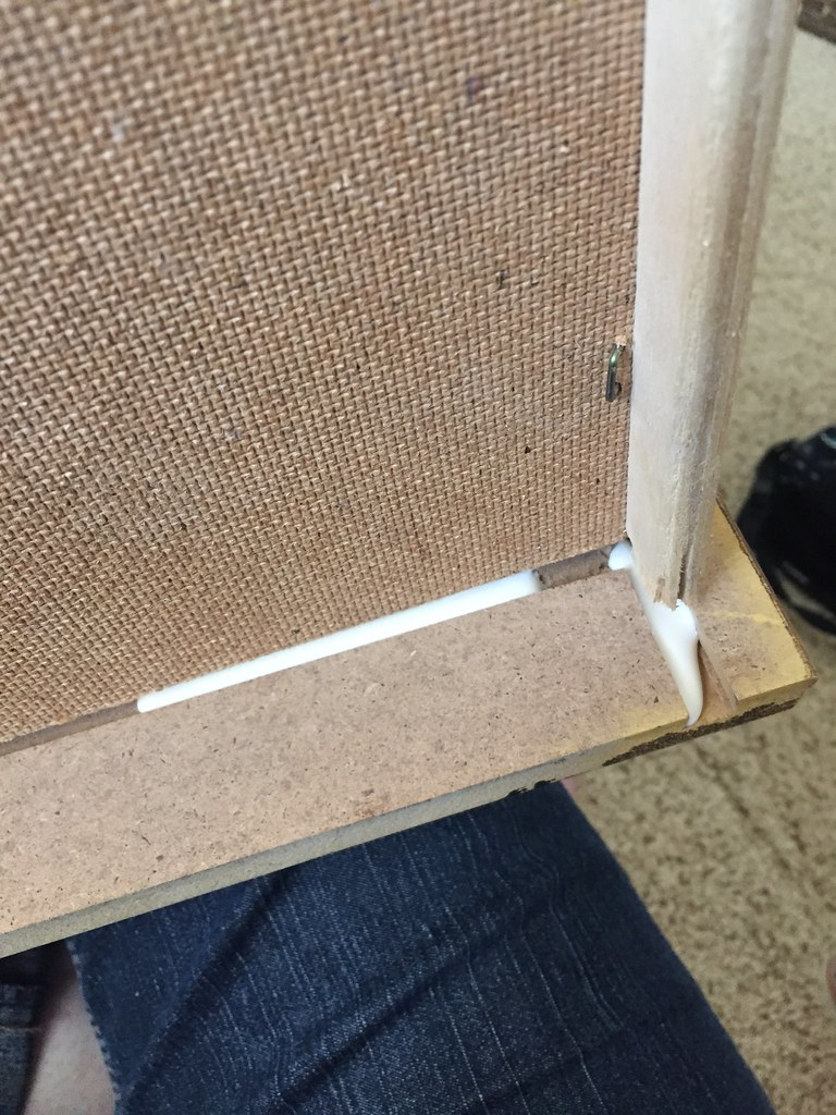 fixing a drawer