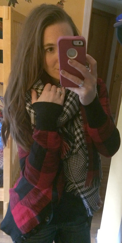 Plaid on plaid