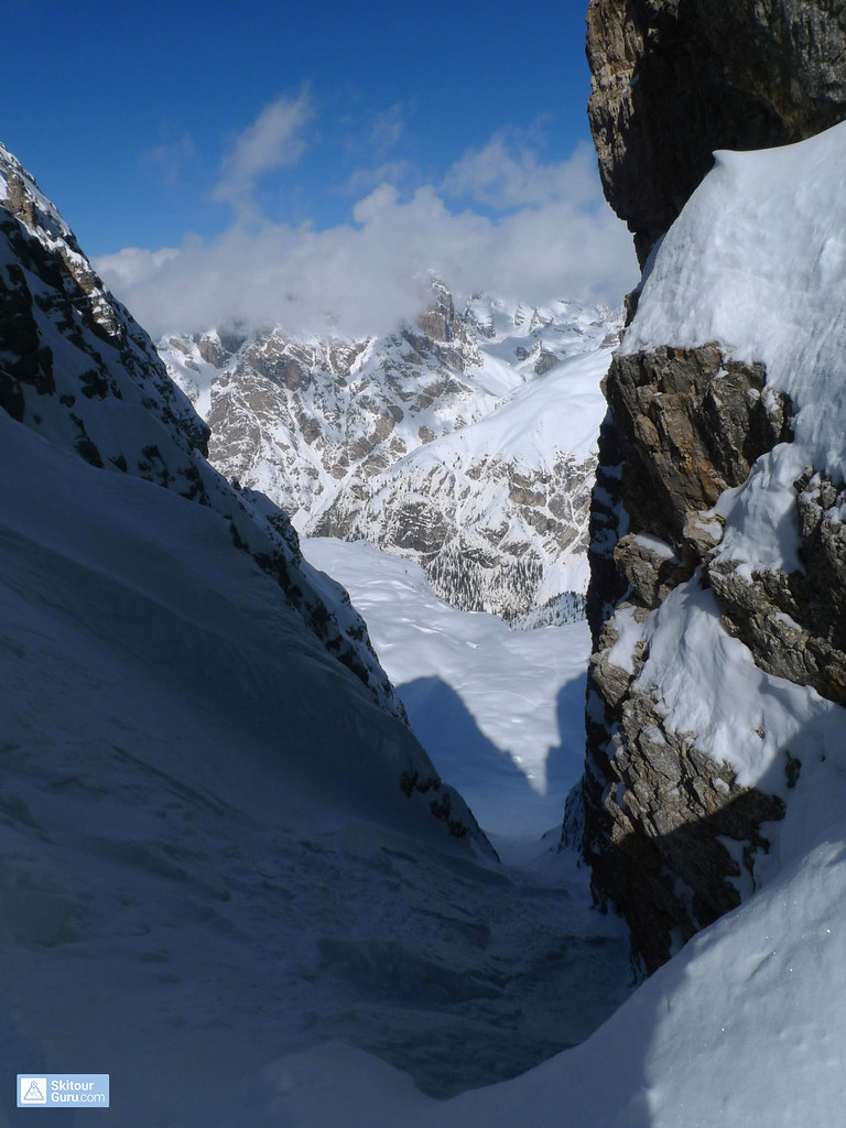 Tre Cime / Drei Zinnen (Day 5 H.R. Dolomiten) Dolomiti Italien foto 08