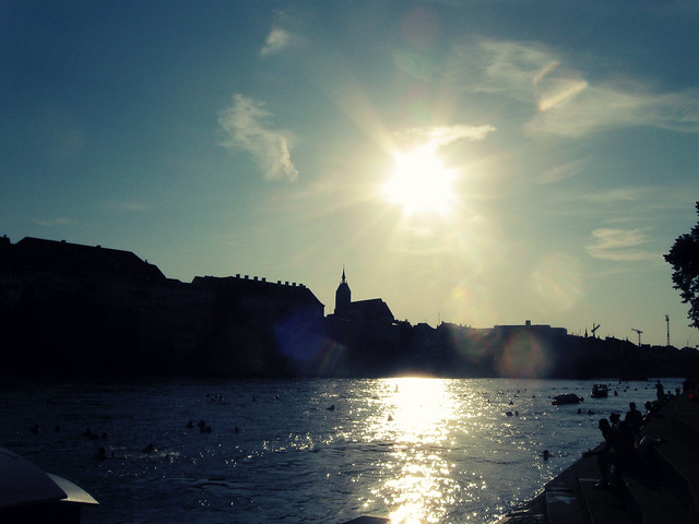 Am Rhein, Basel, CH