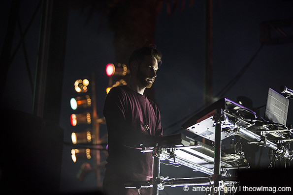 Hudson Mohawke @ Treasure Island Music Festival, SF 10-17-2015 01