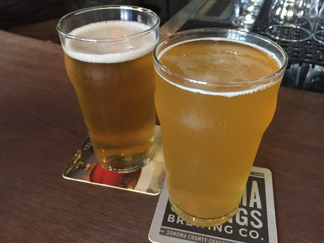 Blond Ale & 7 Wonders Pale - Caskhouse