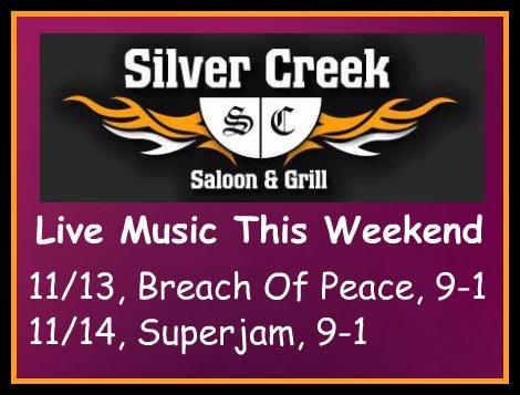 Silver Creek Poster 11-13-15