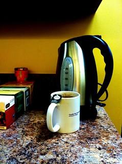 A cup of tea, for Matt