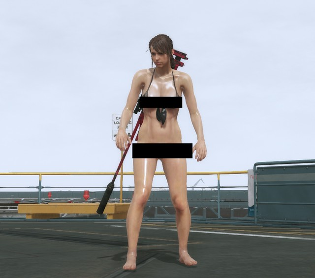 Tichý Nude Mod