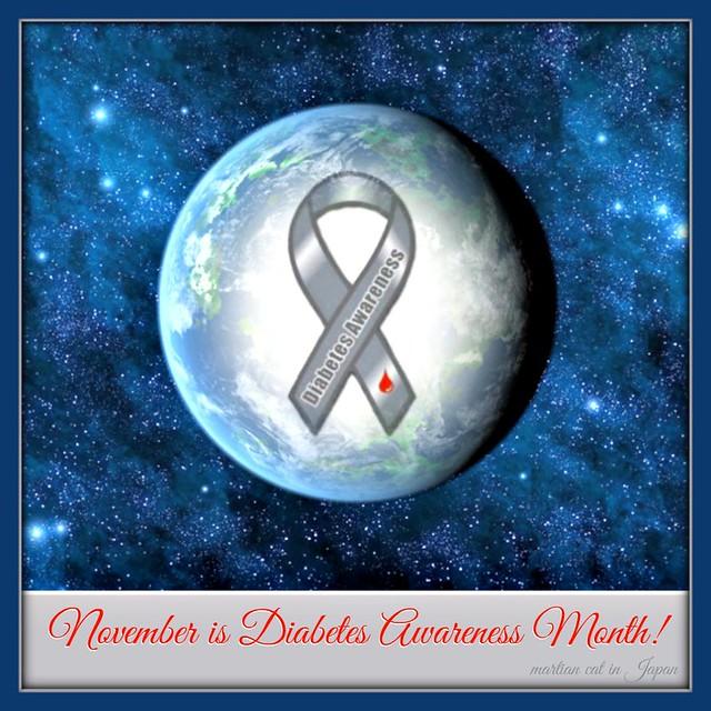 November is Diabetes Awareness Month!