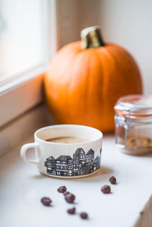 pumpkin latte 5