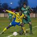 Haringey Borough 1-1 Hitchin Town