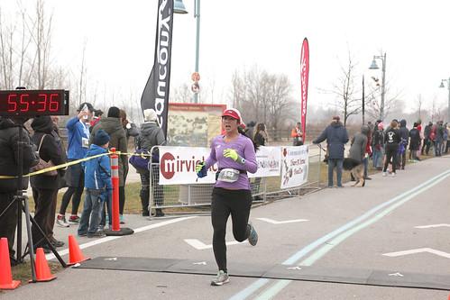 2015 - Tannenbaum 10k Start - Finish