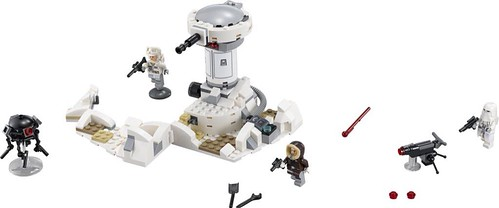 LEGO Star Wars 2016 sets | 75138 - Hoth Attack