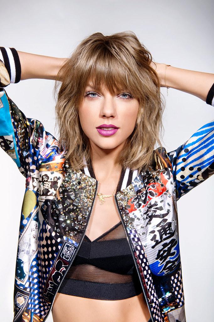 Тейлор Свифт — Фотосессия для «NME» 2015 – 3