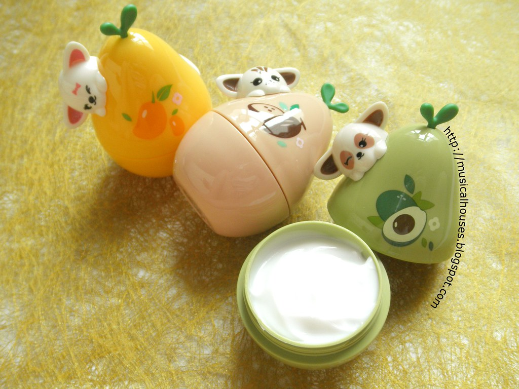 The Face Shop Around The World Protect Me Hand Care Set Open