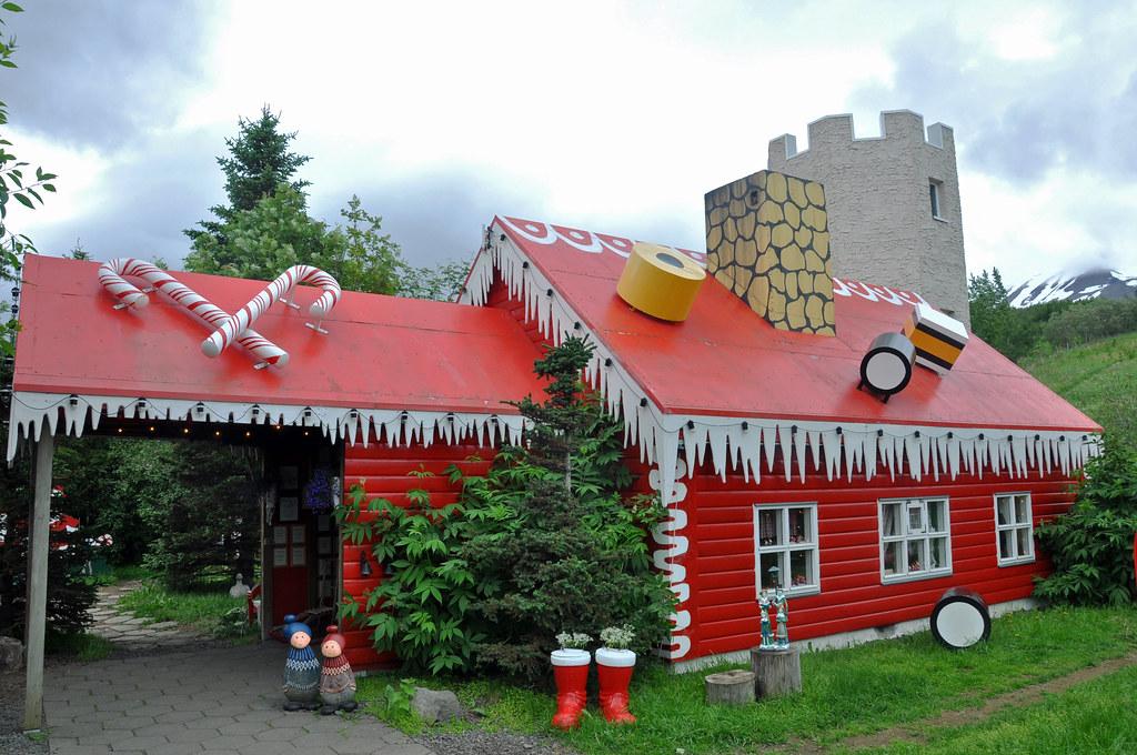 The Christmas Garden/Jólagarðurinn