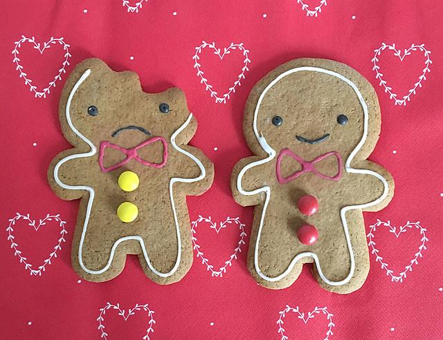 Cookie Cute Gingerbread Men