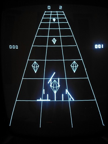 Vectrex Barrier